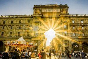 Toskana: Florenz, der Fluss und ein Ausflug nach Pisa