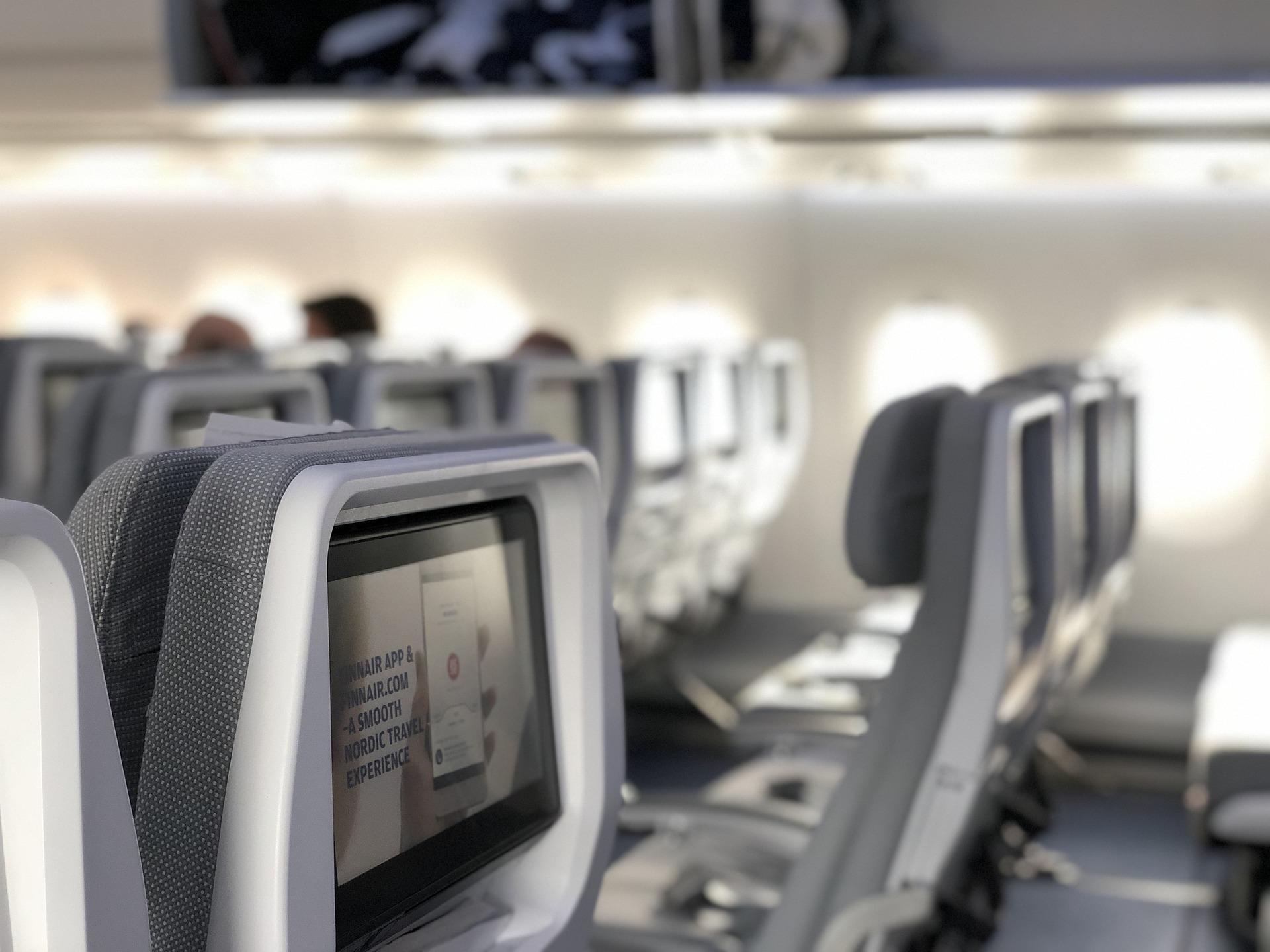 Flugzeug Kabinen werden wohl umgebaut