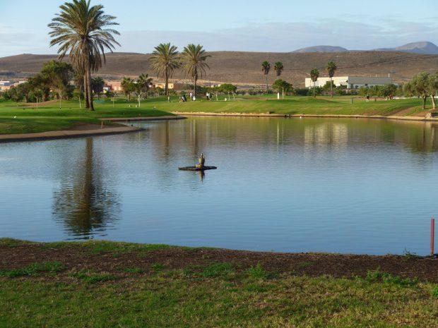 Golfplatz auf Fuerteventura // Bild: Pixabay (CC0)