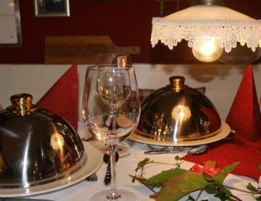 Insel Rügen romantisch essen gehen