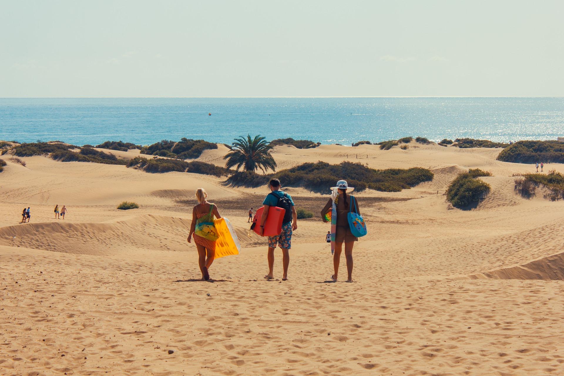 Strand von Maspalomas