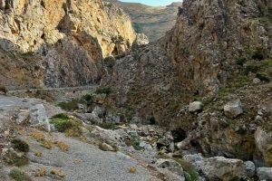 Eine für Kreta typische Berglandschaft - Foto: Pixabay. CC0