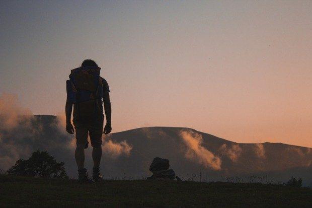 Wandern für die Seele - Foto: Pixabay