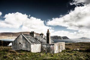 Hut in Irland