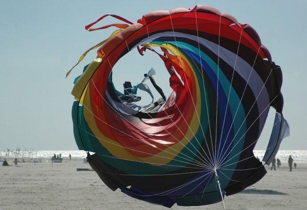 Beim Drachenfest der Drachenstrolche wird es bunt // Bild: Pixabay (CC0)