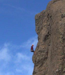 Kletterfelsen im Zentrum von Gran Canaria - Copyright © Marion Hagedorn/InterDomizil