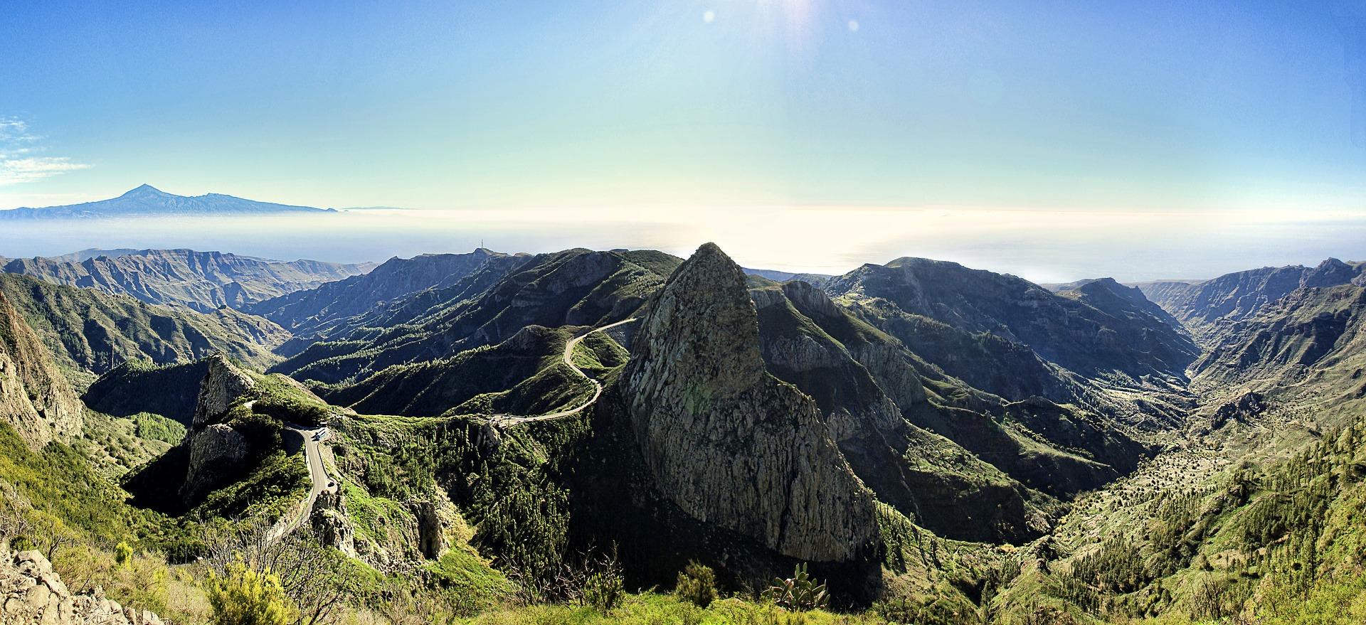 La Gomera, Kanarische Inseln
