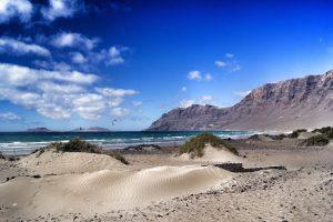 Playa Famara - Foto: Pixabay, CC0