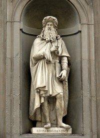 Leonardo da Vinci - Foto: Pixabay, CC0