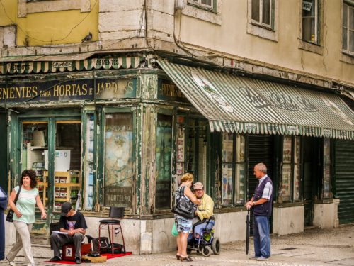 Hippe Freizeit-Tipps für Lissabon mit schmalem Budget
