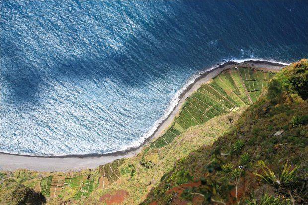 Portugal - Madeira: beeindruckende Küstenabschnitte - Foto: Pixabay, CC0
