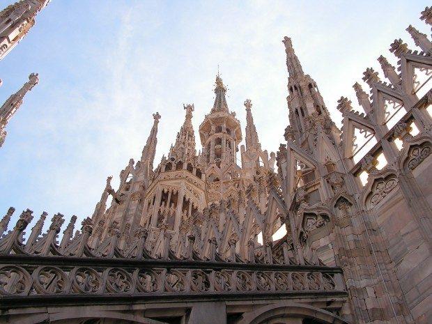 Der Dom von Mailand - Foto: Pixabay, CC0