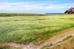 Wahrzeichen der Bretagne, Mont Saint Michel - Foto: Pixabay (CC0)