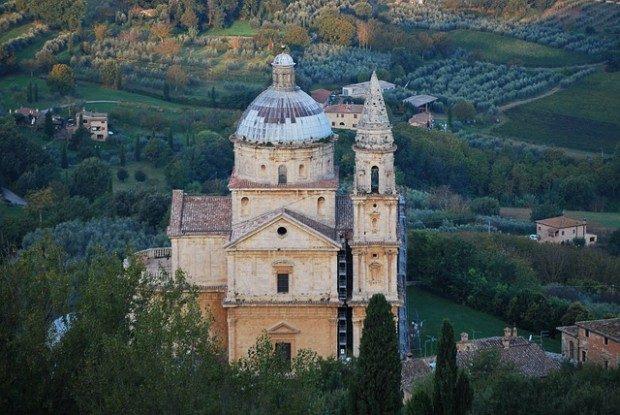 Montepulciano San Biago - © Pixabay, CC0