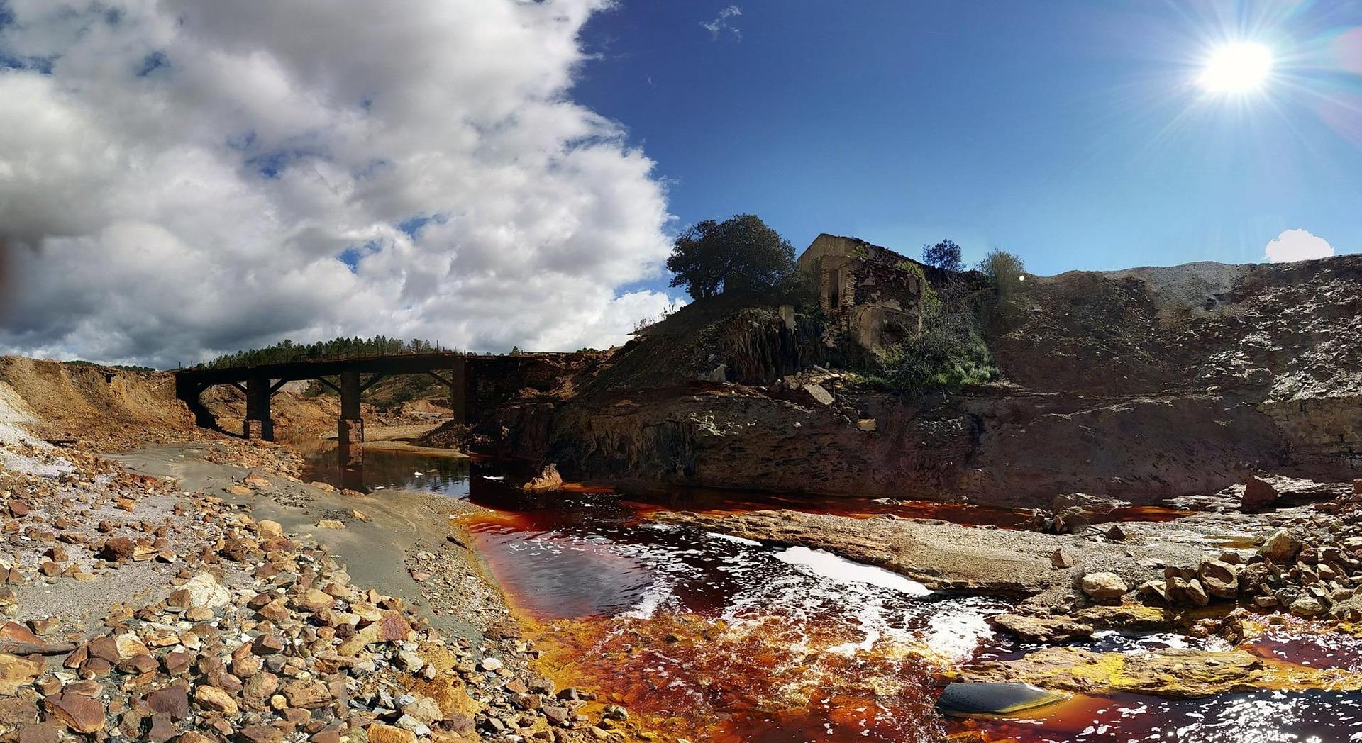 Nerva, Rio Tinto, Huelva