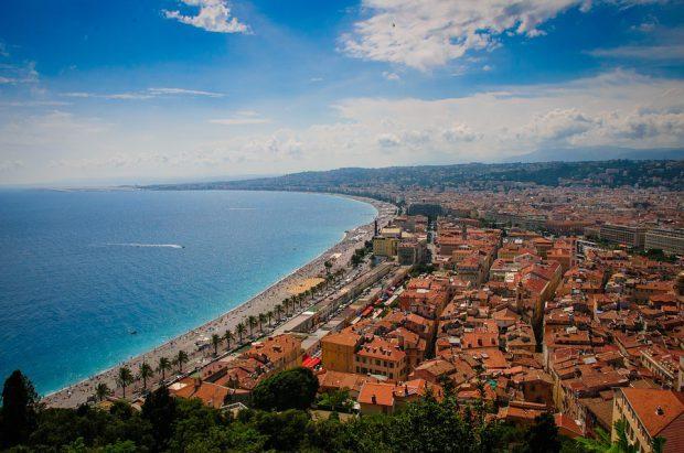 Stadtansicht Nizza - Foto: Pixabay (CC0)