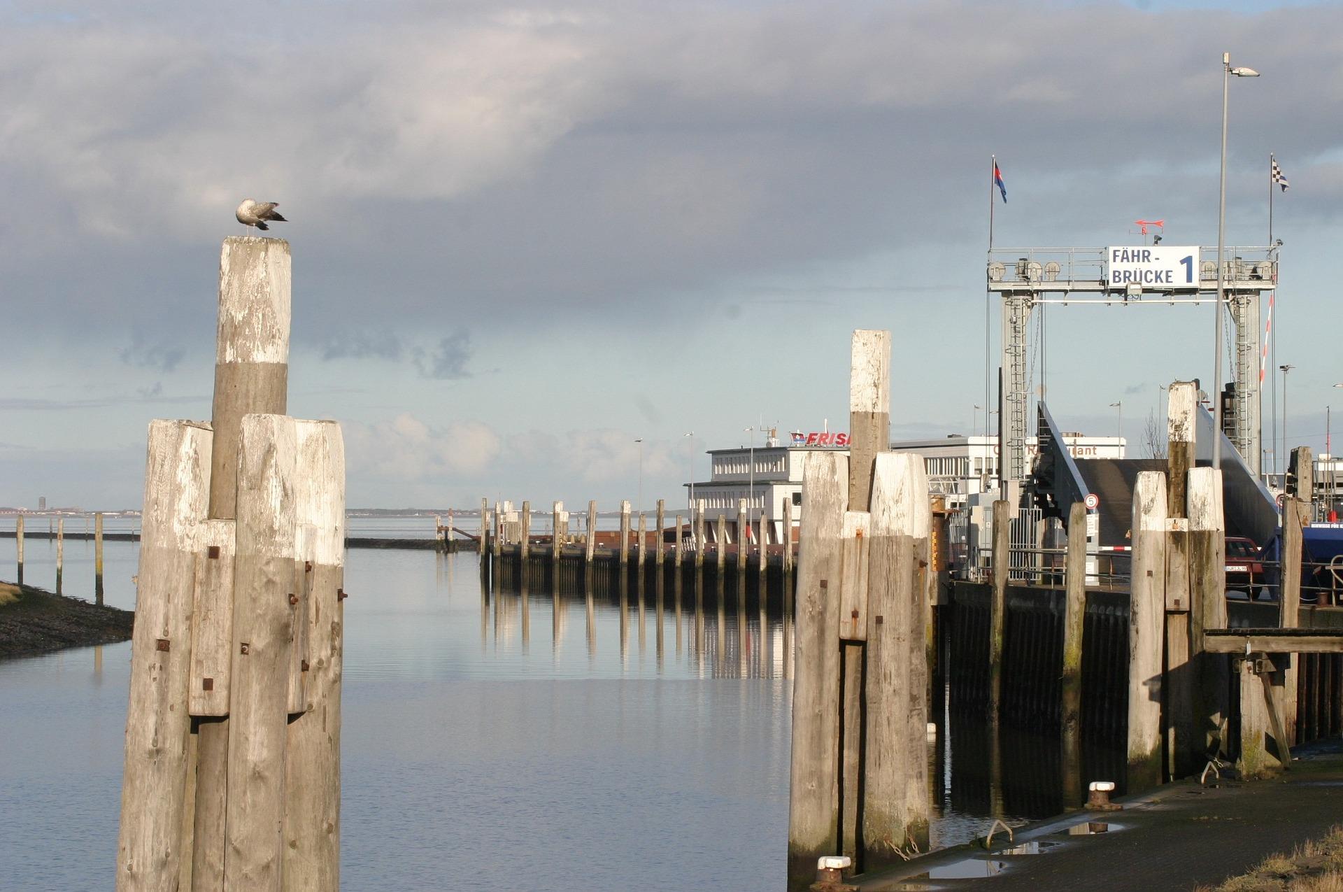Norderney Hafen