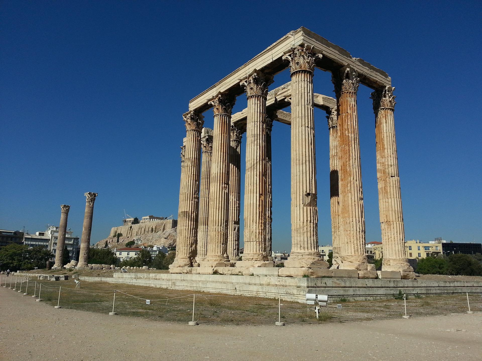 Olympieion Athen
