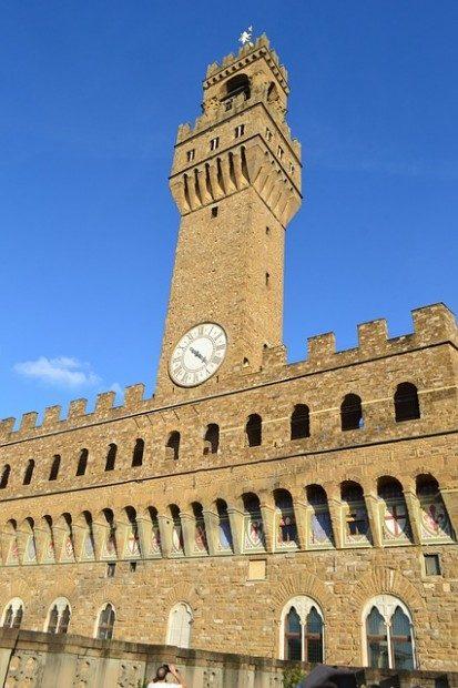 Palazzo Vecchio - Foto: Pixabay, CC0