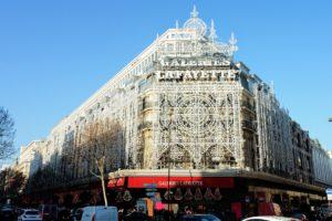 Paris Lafayette