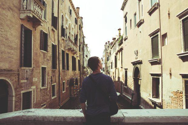 Schlendern durch Venedig - Foto: Joshua Earle (CC0)