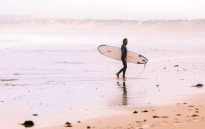 Surfen in Portugal – Herbstswells in der Algarve