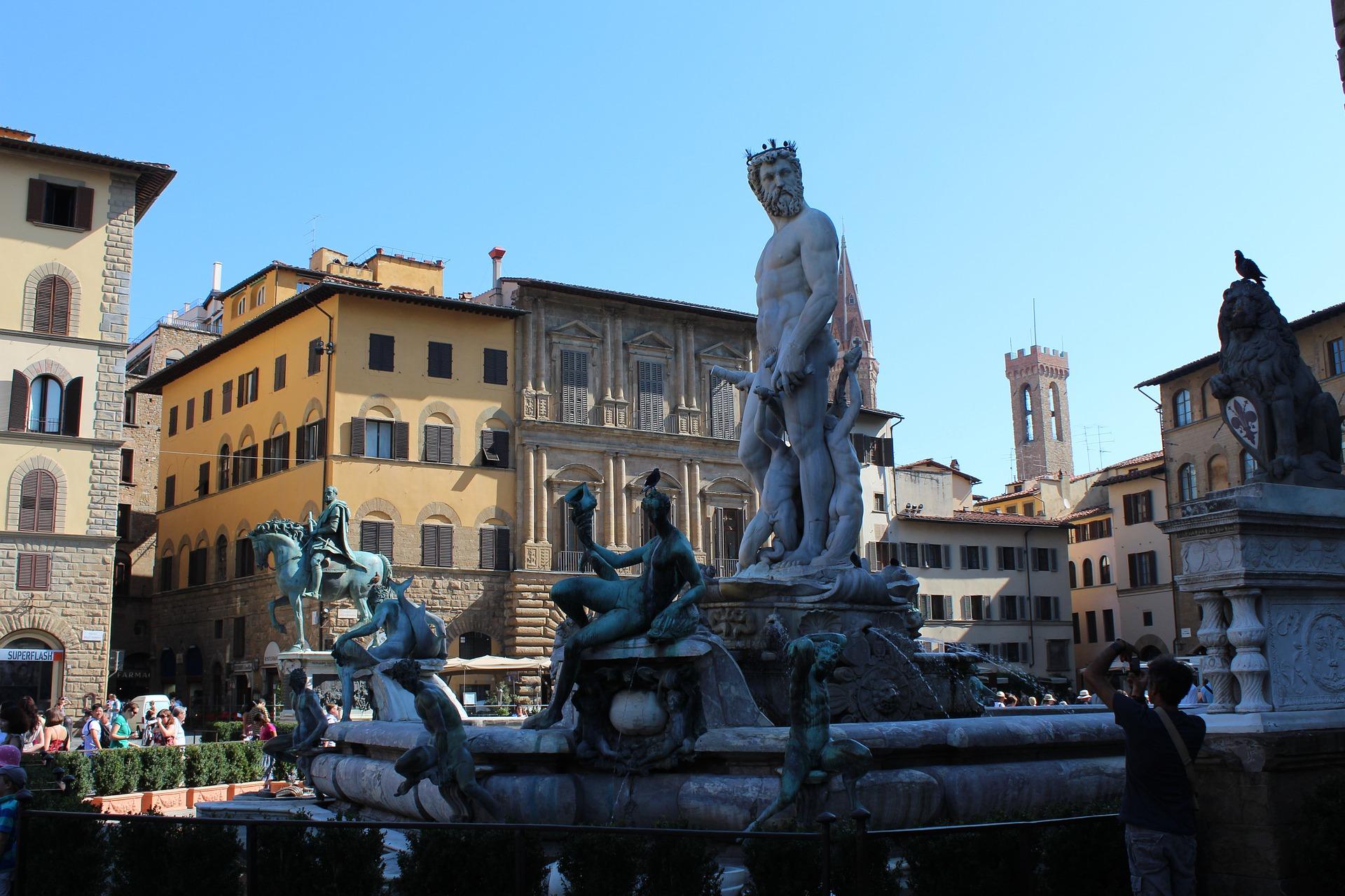 Piazza della Signoria Florenz