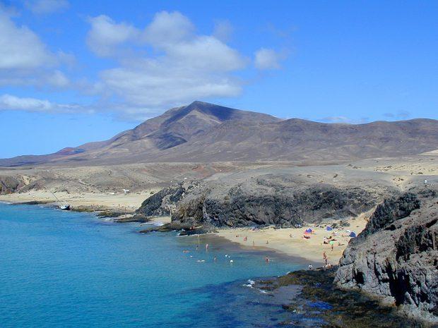 Playa Blanca - Foto: Marion Hagedorn