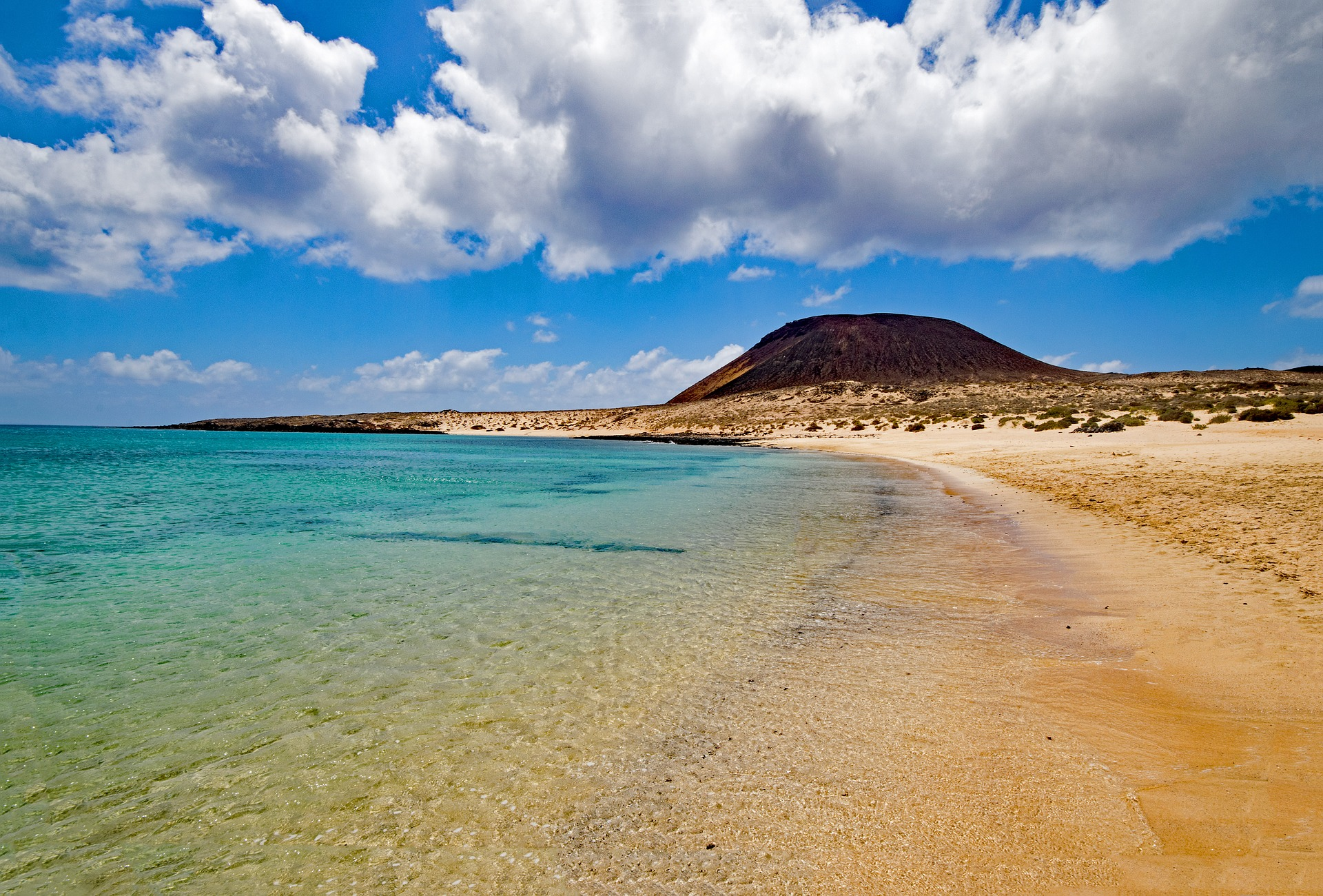Playa Francesca, La Graciosa