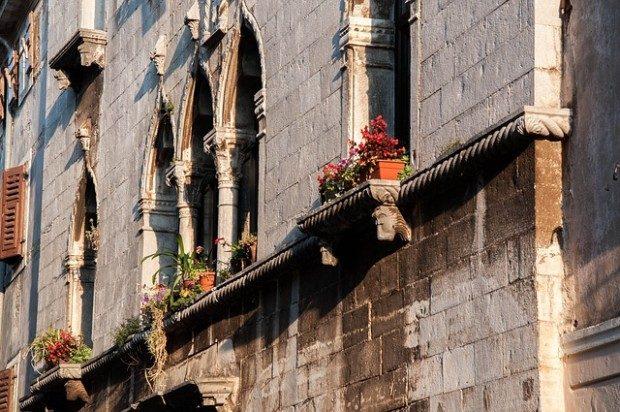 Altstadt von Porec / Pixabay (CC0 Public Domain)