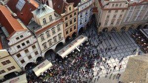Europareise: Stadt, Land, Fluss