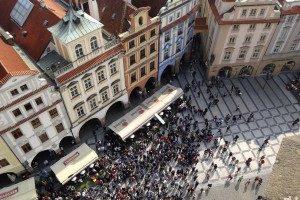 Prag von oben - Foto: bora22