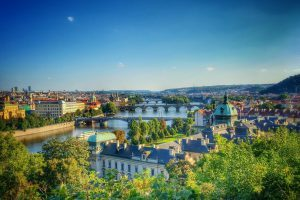 Stadtansicht Prag - Foto: Pixabay , CC0