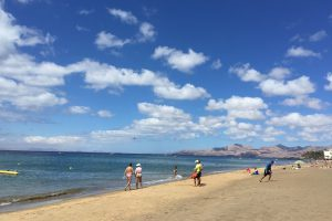 Strand: Puerto del Carmen - Foto: Marion Hagedorn