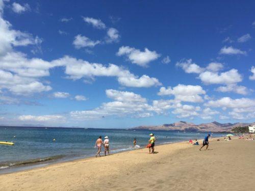 Die schönsten Strände auf der Kanareninsel Lanzarote