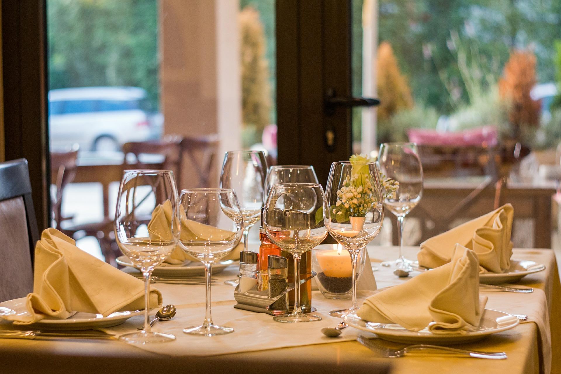 Covid-19 Restaurant Regeln