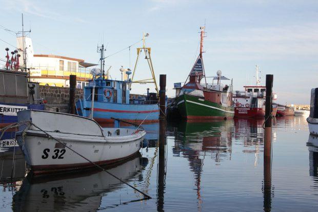 Charmante Hafenatmosphäre inklusive // Bild: Pixabay (CC0)