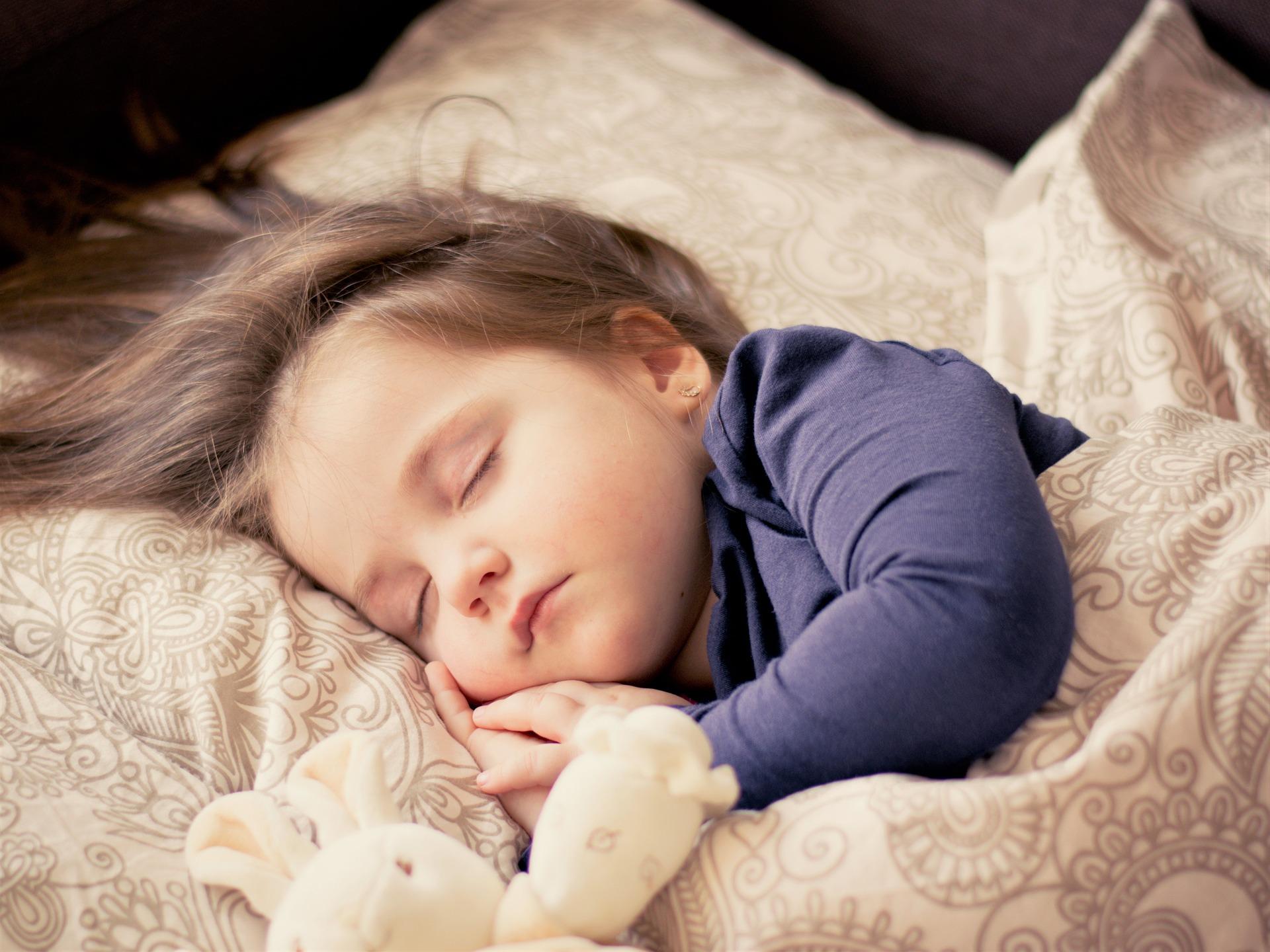 Schlafzeiten Ihrer Kinder nutzen