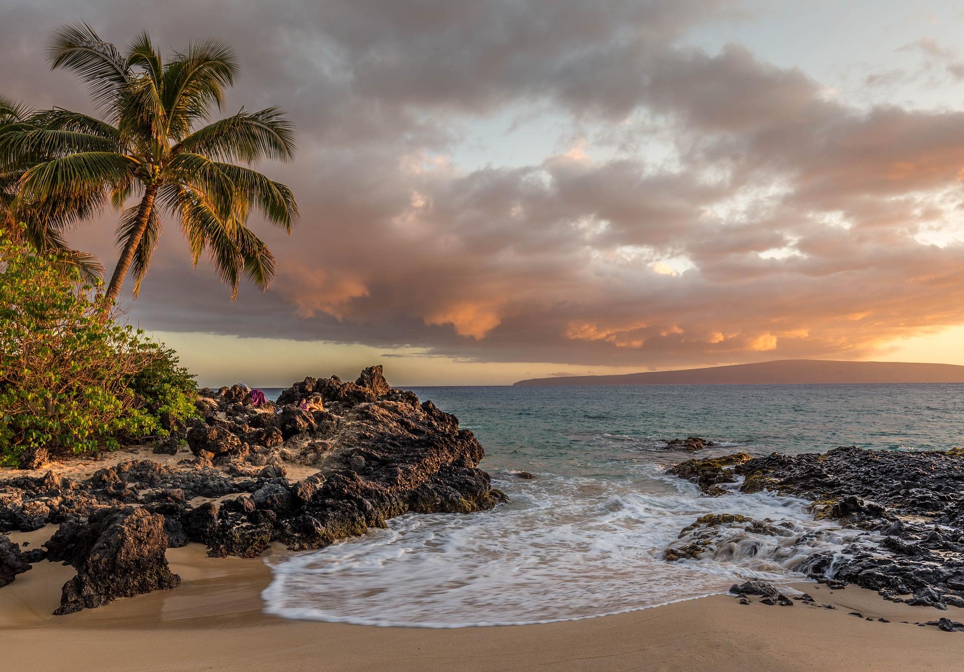 Spiele am Strand - Wolkenbilder entdecken