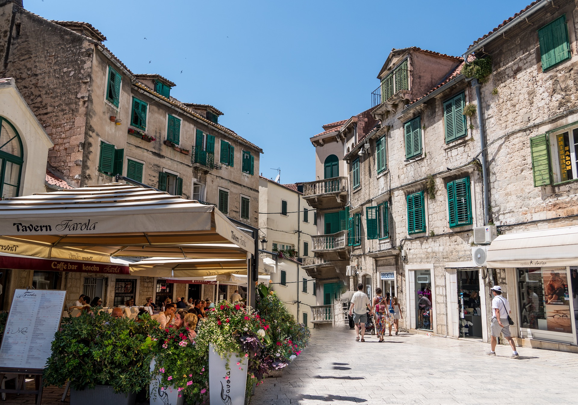 Split Innenstadt