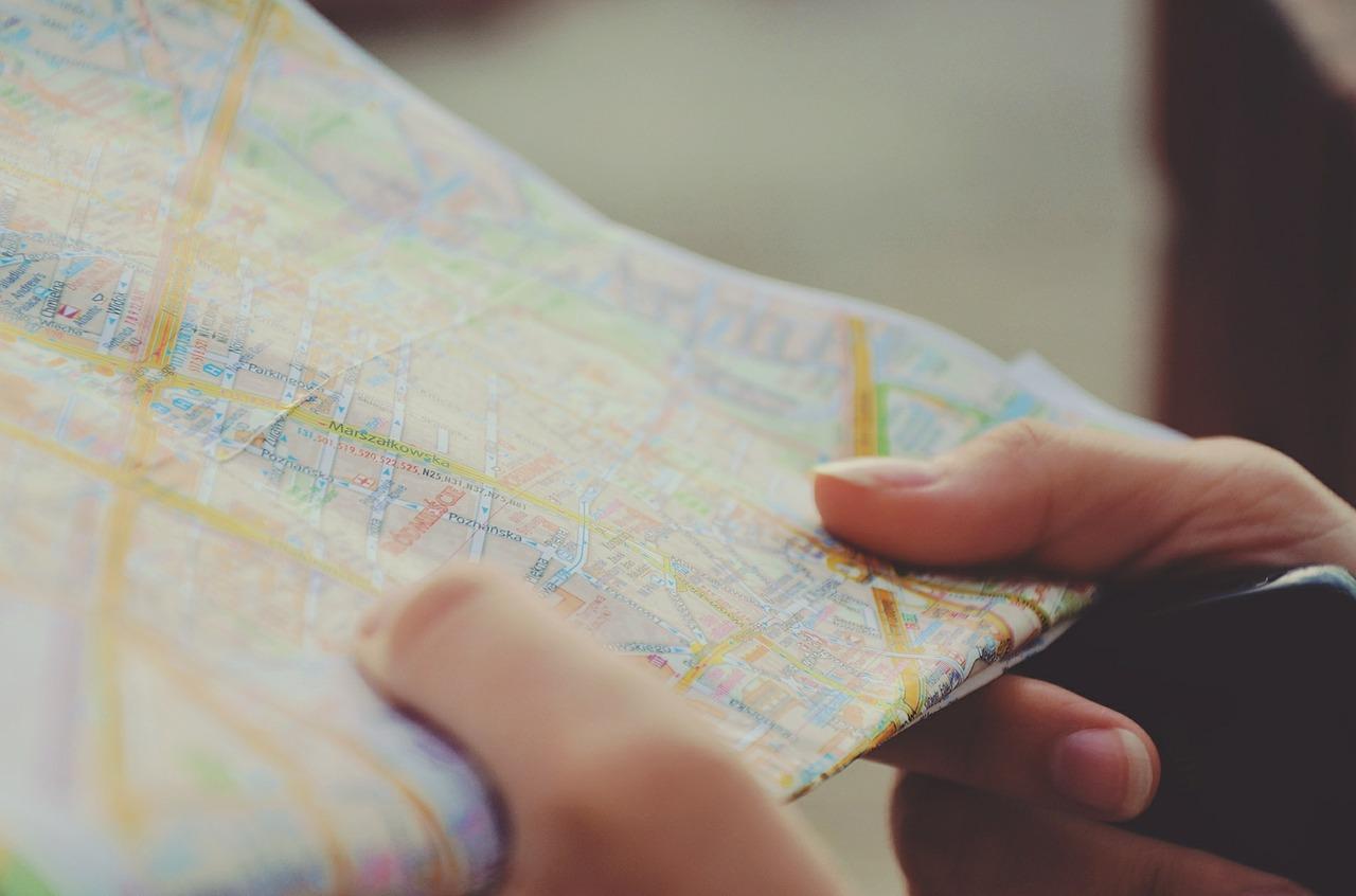 Maps.me Kartenmaterial App