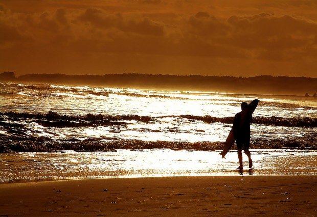 Romantik pur - Surfen an der Küste von Formentera / Pixabay (CC0 Public Domain)