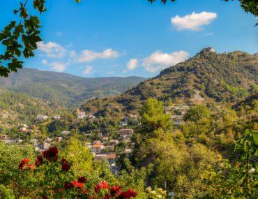 Tróodos Gebirge, Zypern