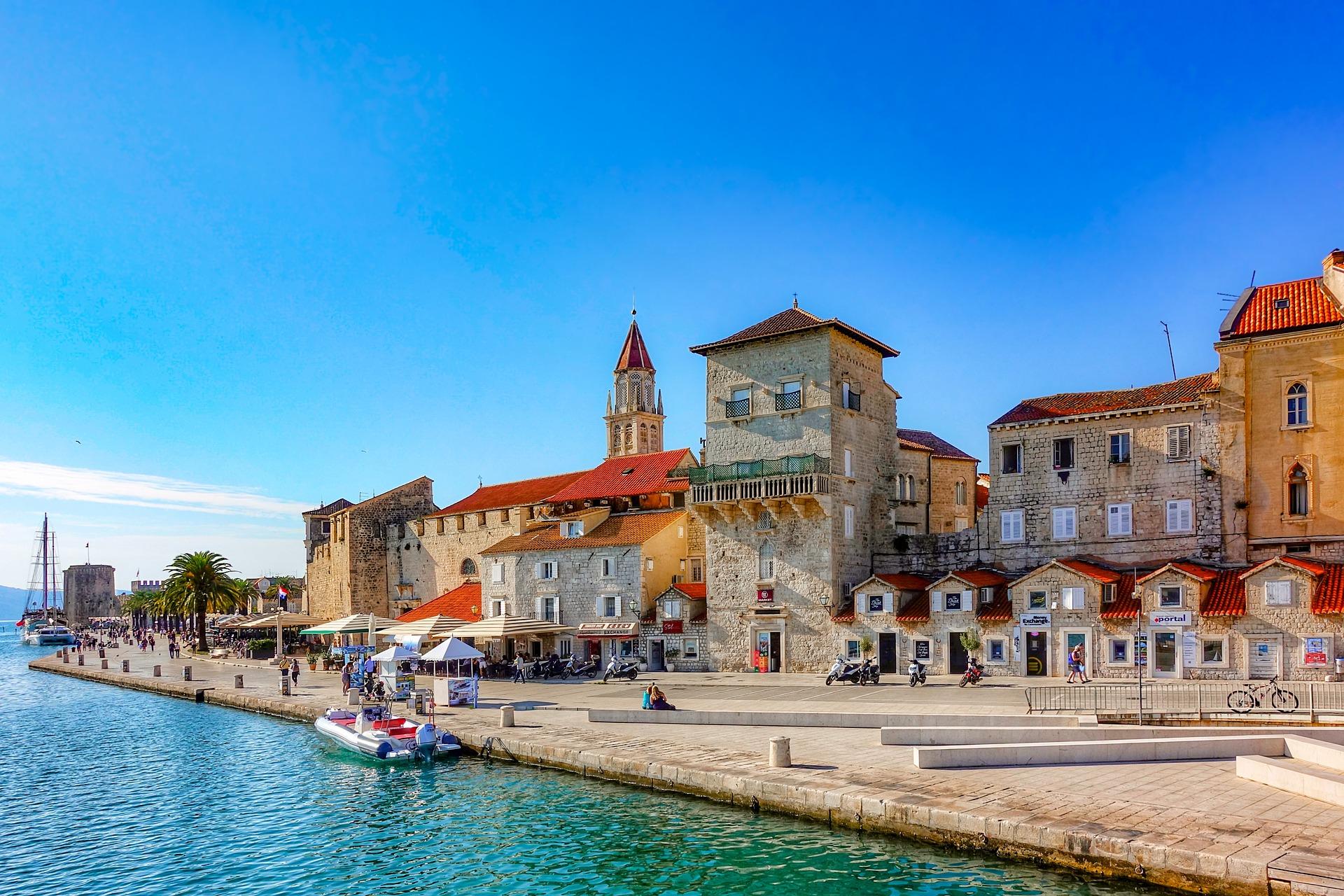 Trogir Altstadt