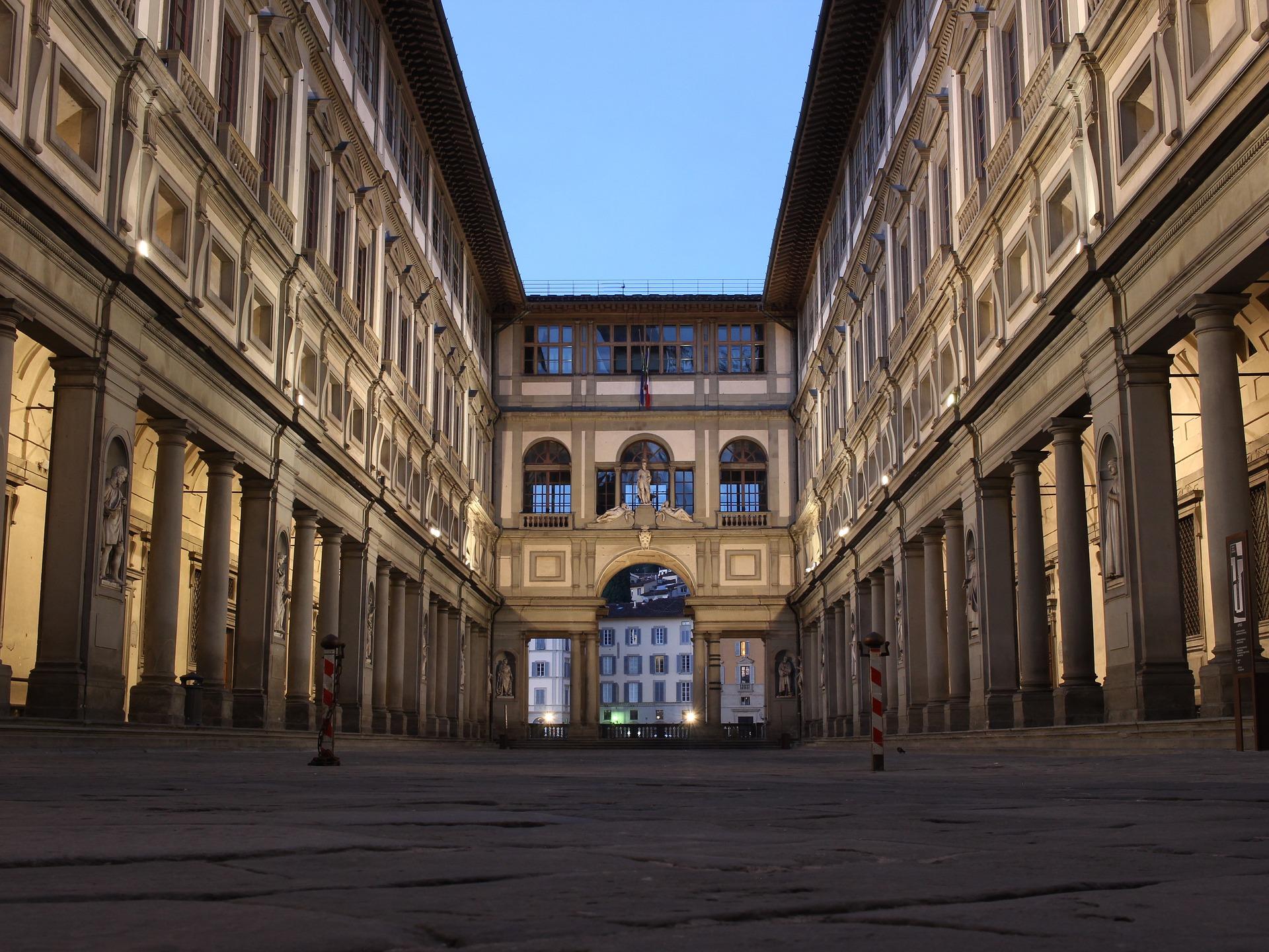 Uffizien Galerie