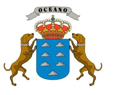 Das Wappen der kanarischen Inseln - Foto: Wikimedia