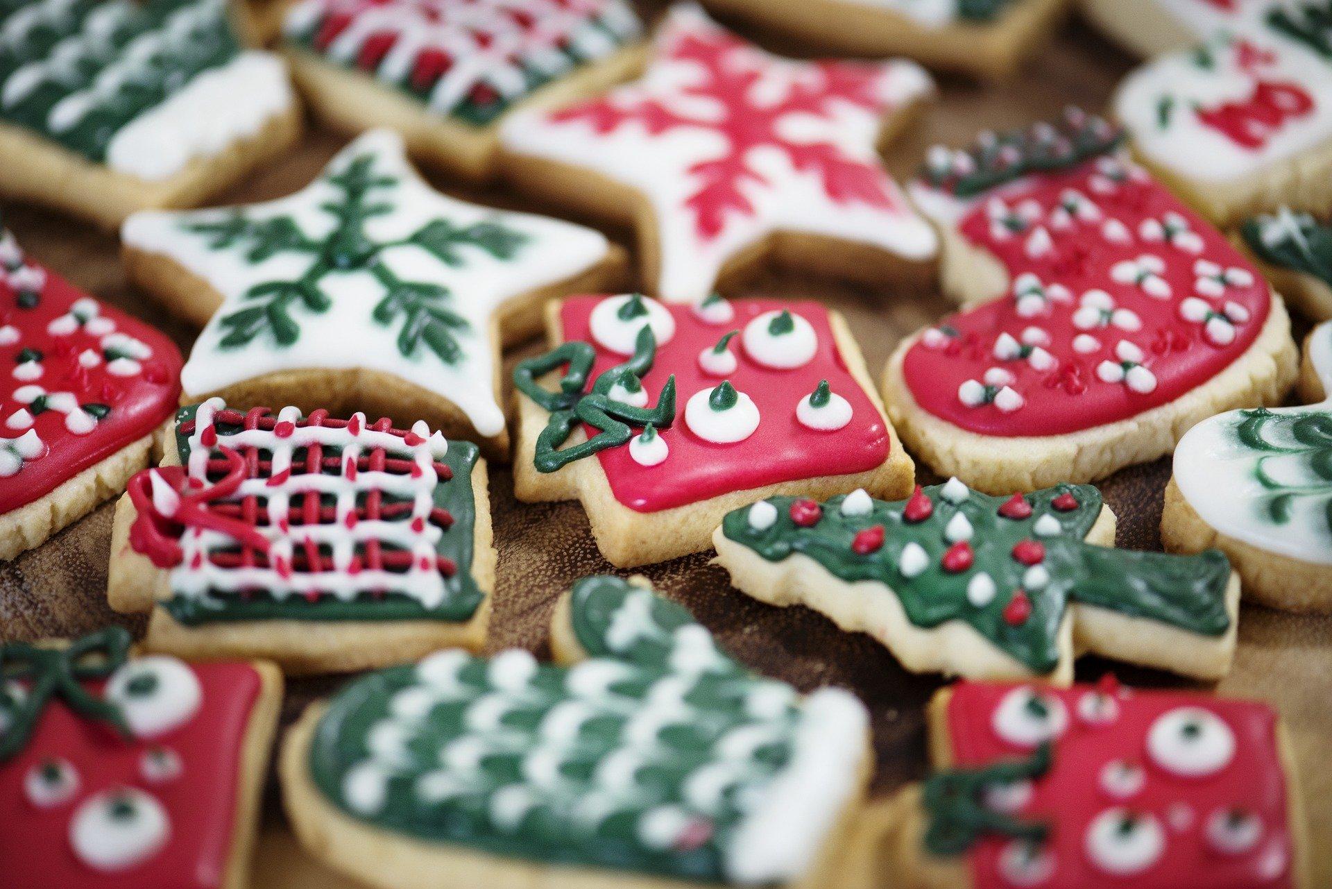 Weihnachts Kekse