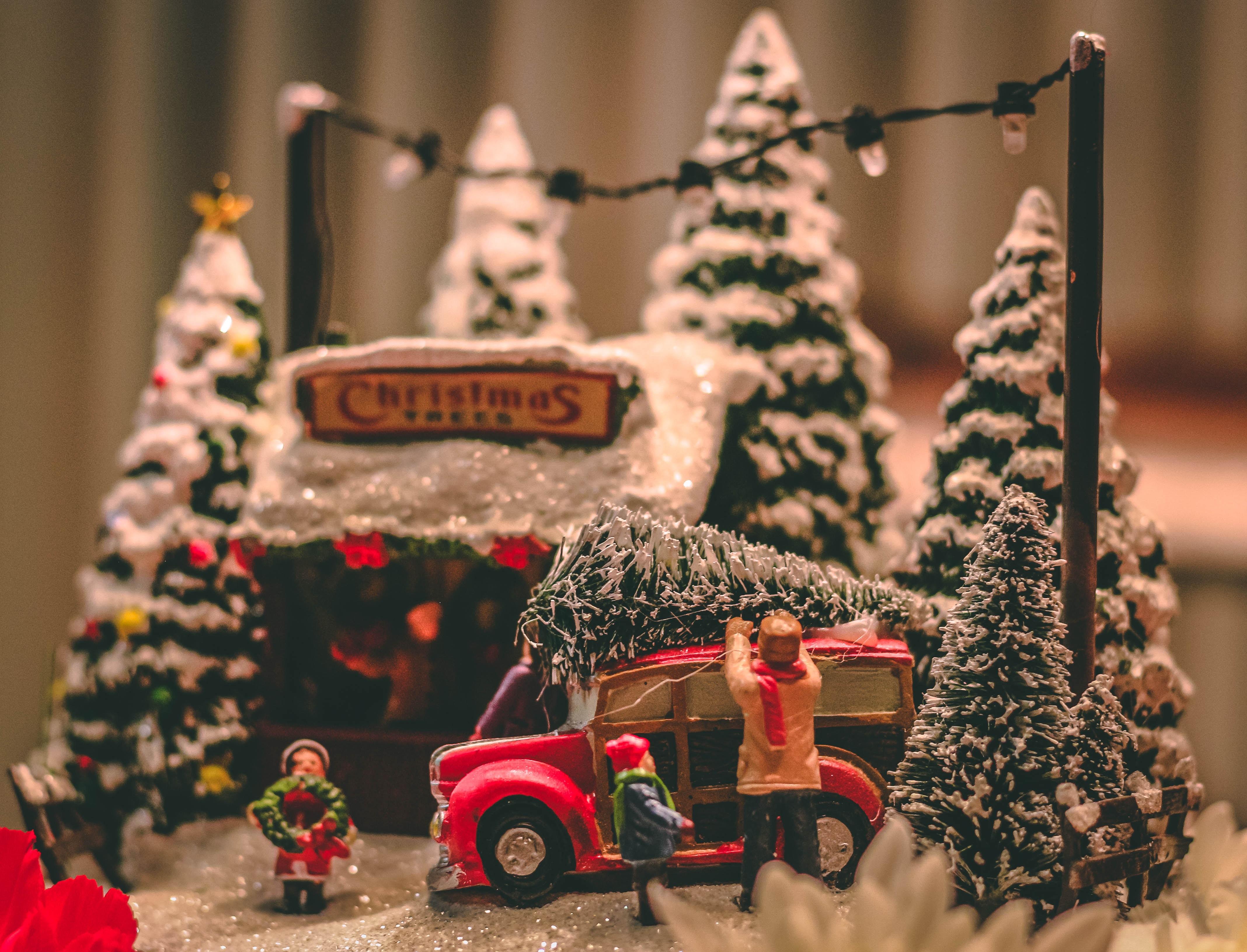 Weihnachtsmarkt Sellin