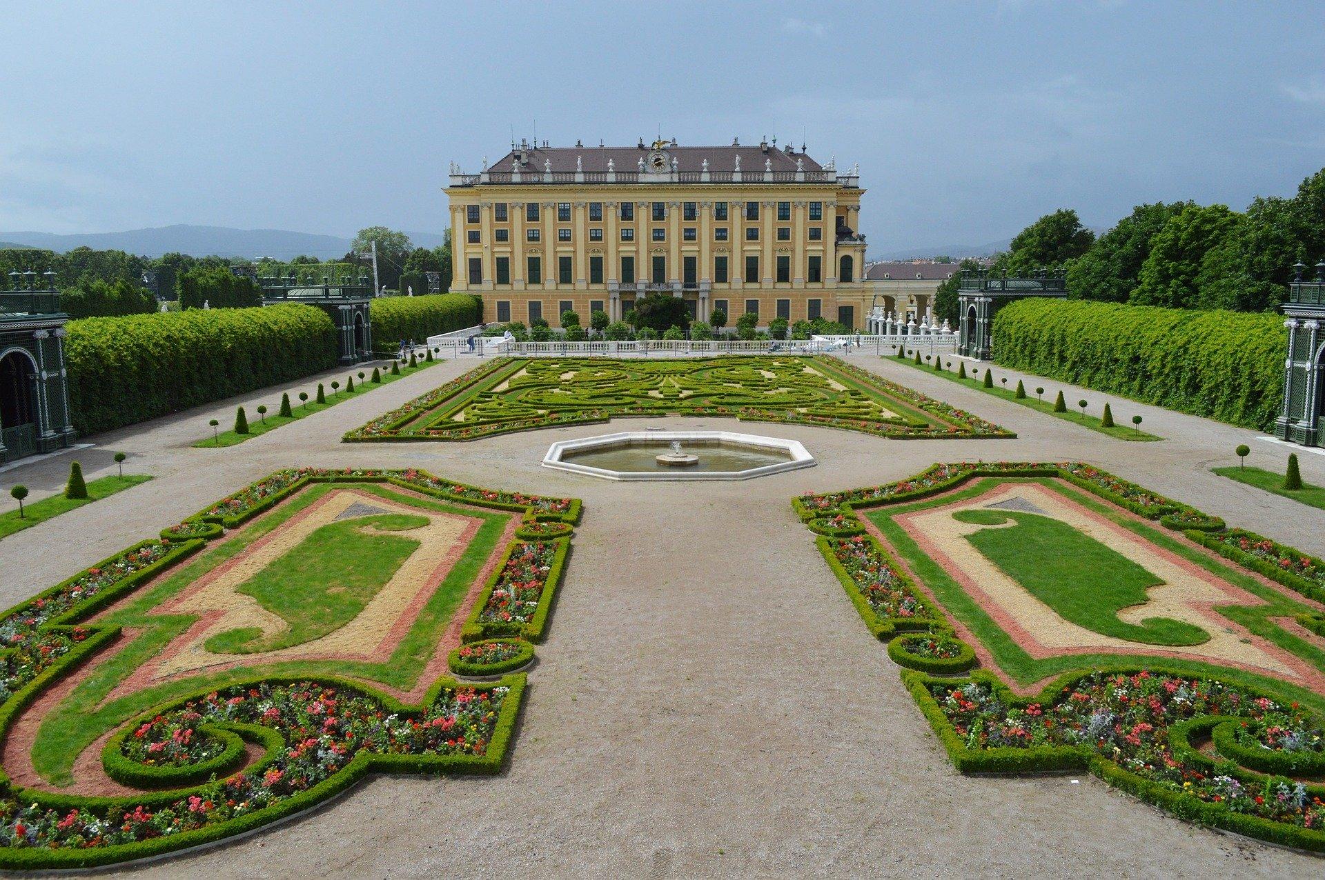Schloss Schönbrunn & Park