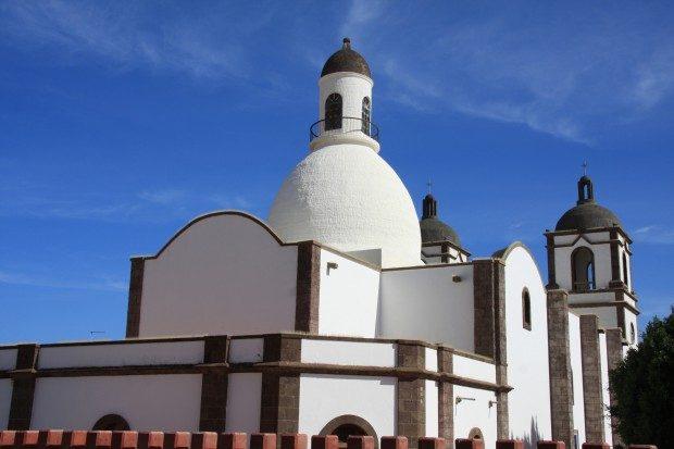Pfarrkirche Iglesia de San Sebastián / Copyright © Pedro Manuel Pérez Gonzalez
